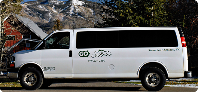 Steamboat Springs Airport Shuttle