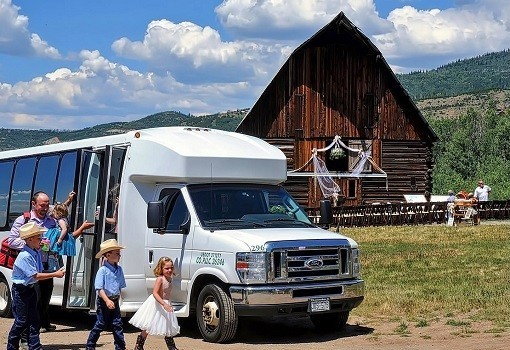 Wedding and special event transportation