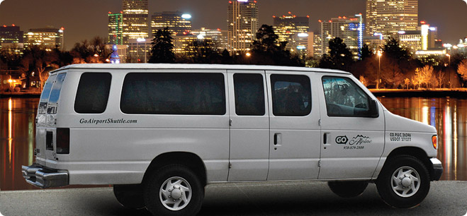 Downtown Denver Airport Shuttle Service