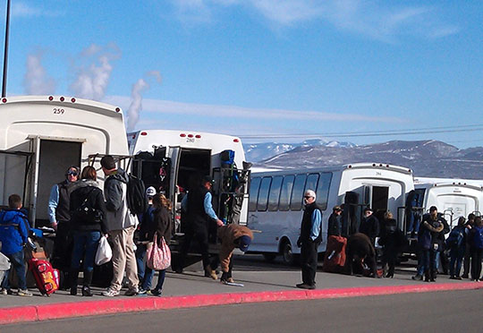 Yampa Valley Regional Airport Shuttle