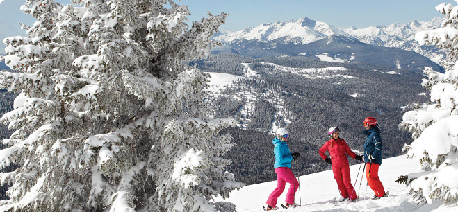 Denver Ski Vacation Shuttle Service Transportation