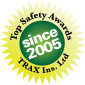 Top Safety Award since 2005